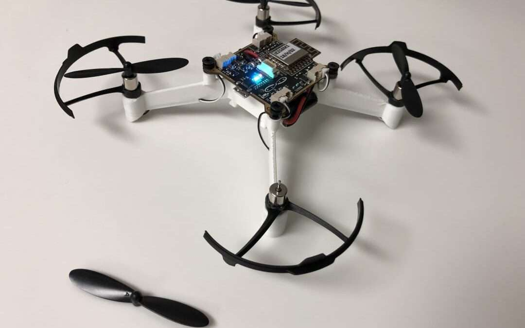 Pluto X Aerial Robotics Kit Review The Most Agile And Modular Aerial