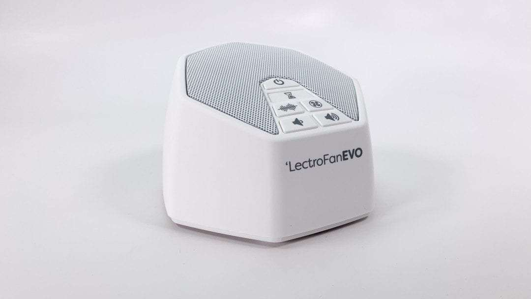 LectroFan EVO Sound Machine REVIEW