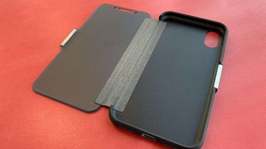 Moshi StealthCover Portfolio Case for iPhone XS/X REVIEW
