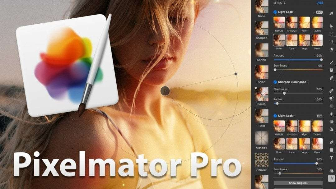 Pixelmator Pro Gets Major Update with AI-Powered Photo Enhancement Tools NEWS