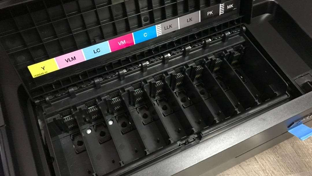 Epson SureColor SC-P600 Wide Format Inkjet Printer REVIEW