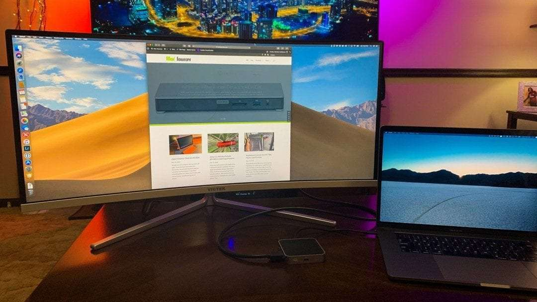 VIOTEK GN34C Ultrawide QHD Curved Monitor REVIEW
