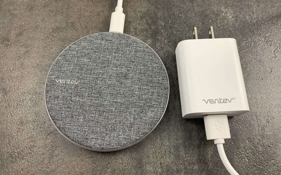 Ventev Wireless Chargepad Plus REVIEW You Do Not Have to Settle for Drab