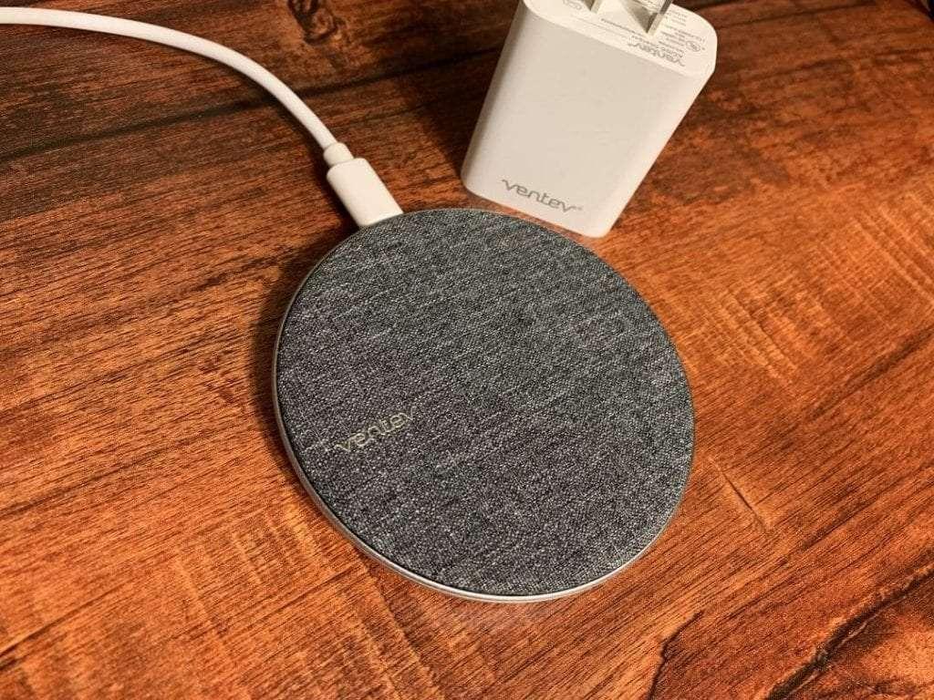 ventev wireless chargepad+ nook