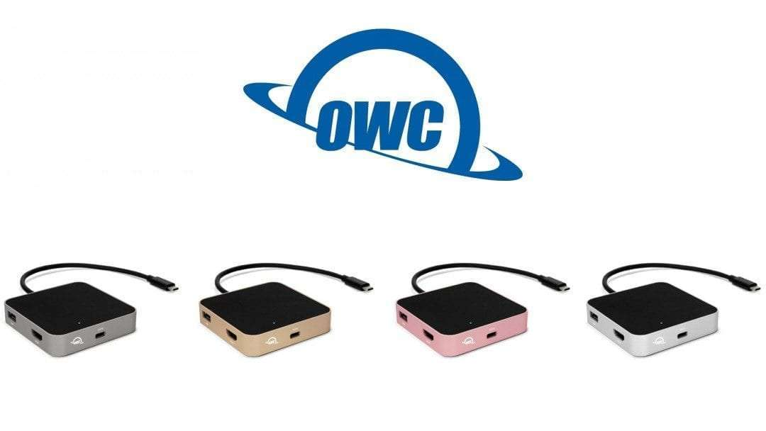 OWC Reveals USB-C Product Compatibility with New iPad Pro NEWS