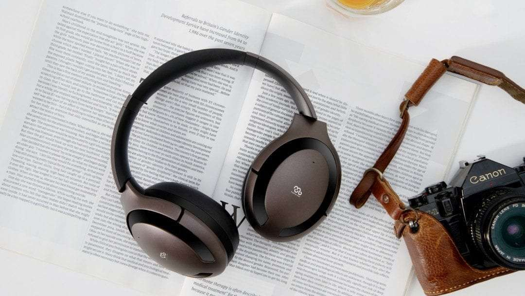Mu6 Affordable Noise Canceling Headphones Indiegogo Campaign NEWS
