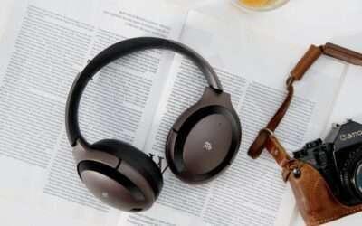 Mu6 Affordable Noise Canceling Headphones Indiegogo Campaign NEWS