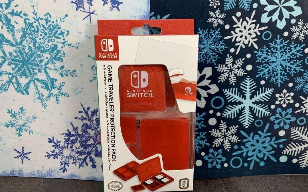 Game Traveler Protection Pack REVIEW Protect your Switch Games