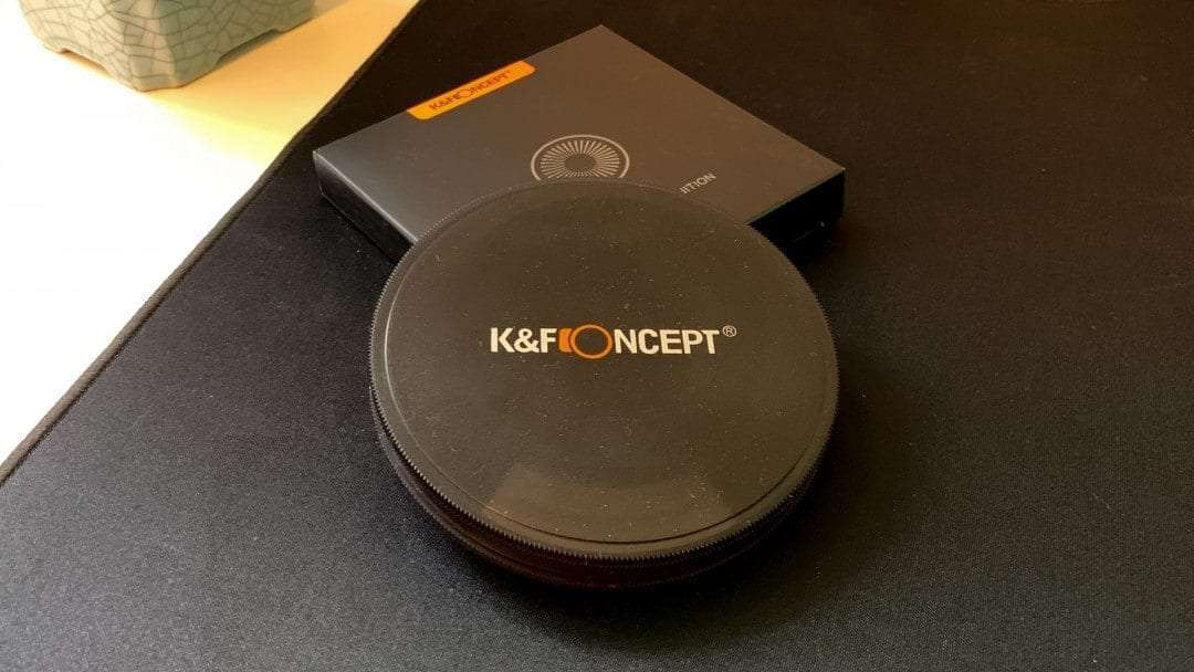 K&F Concept ND1000 Filter REVIEW