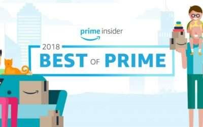 Amazon's Best of Prime 2018 NEWS