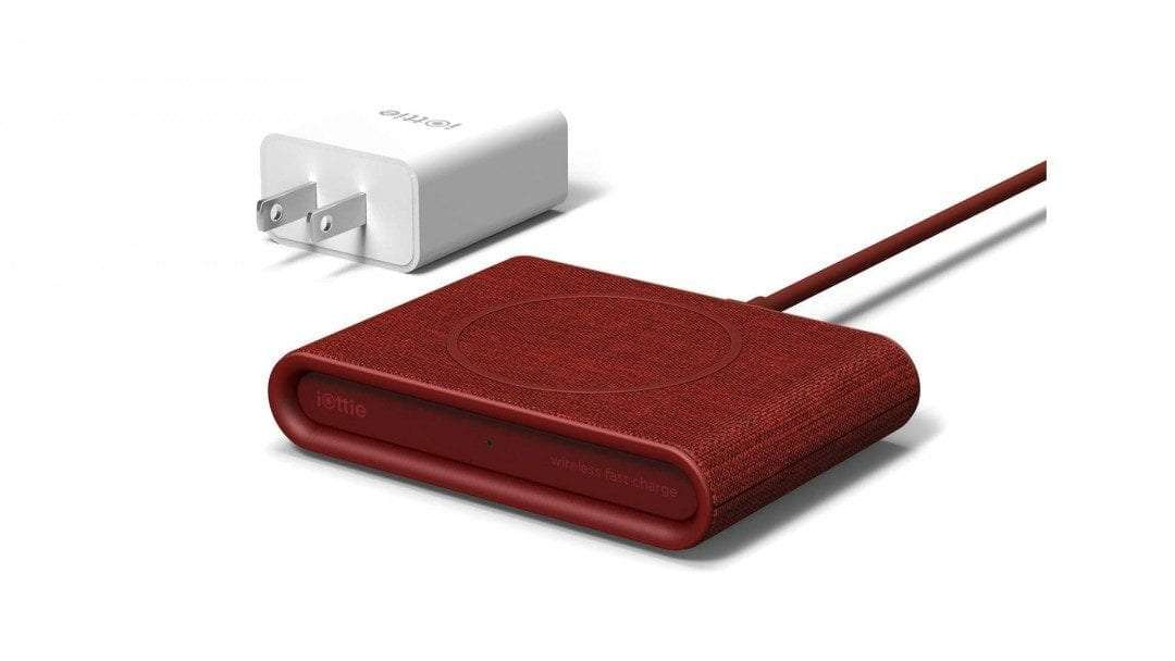 Ion Wireless Mini Fast Charging Pad Featured On Amazons Deal Of The Day News