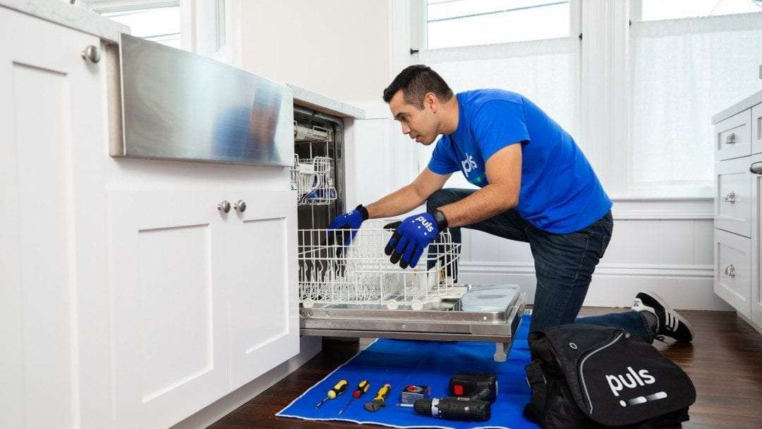 Puls Launches Groundbreaking Appliance Repair Service NEWS