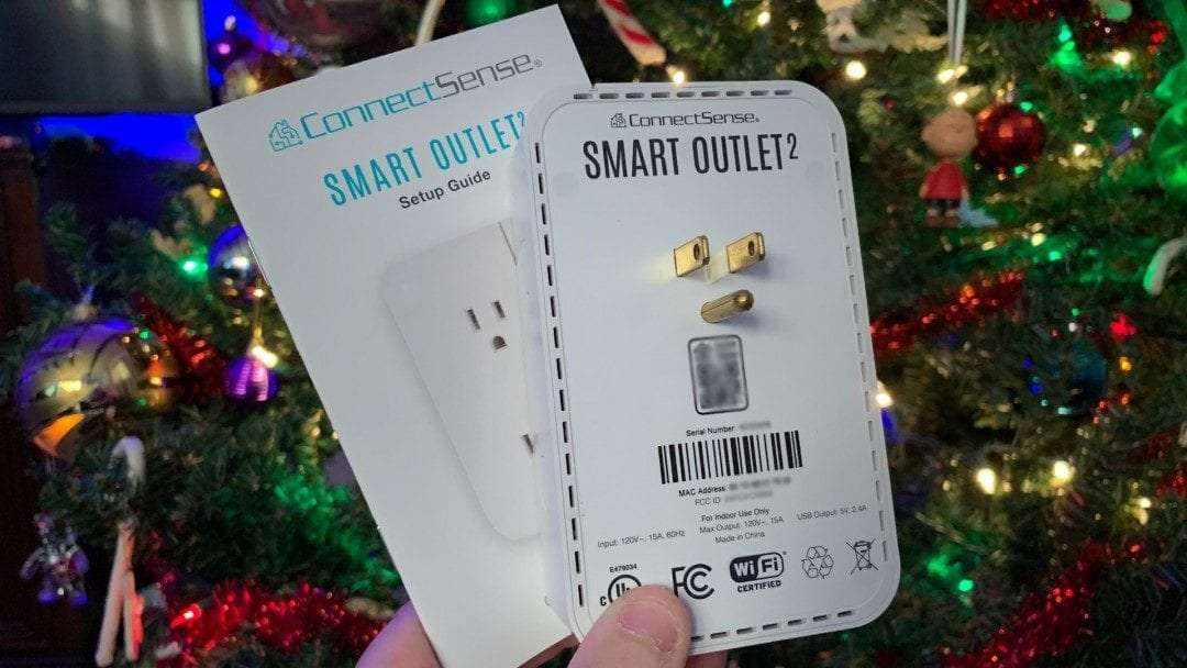ConnectSense Smart Outlet 2 REVIEW