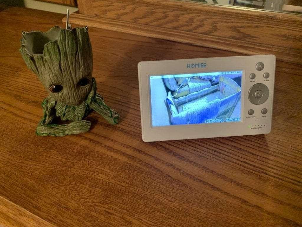 Homiee Wireless Monitor