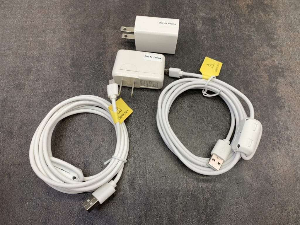 HOMIEE Camera Chargers