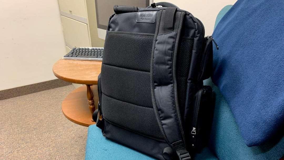 SOLO Lexington Commuter Backpack REVIEW