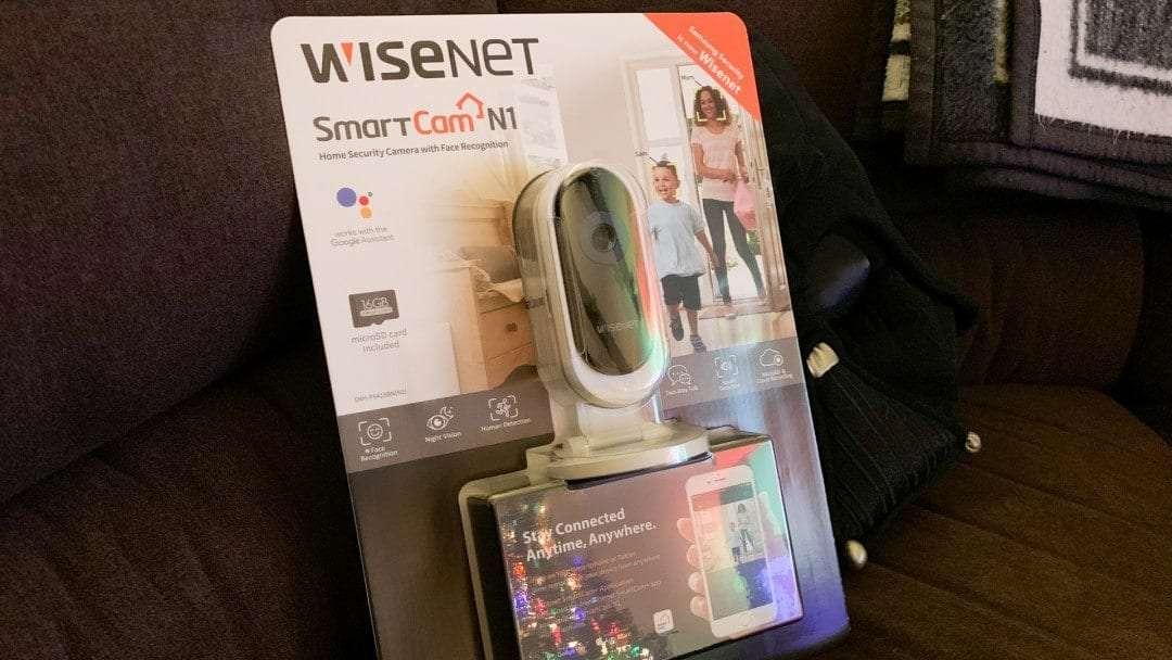 Wisenet Smartcam N1 Wifi Security Camera Review Mac Sources