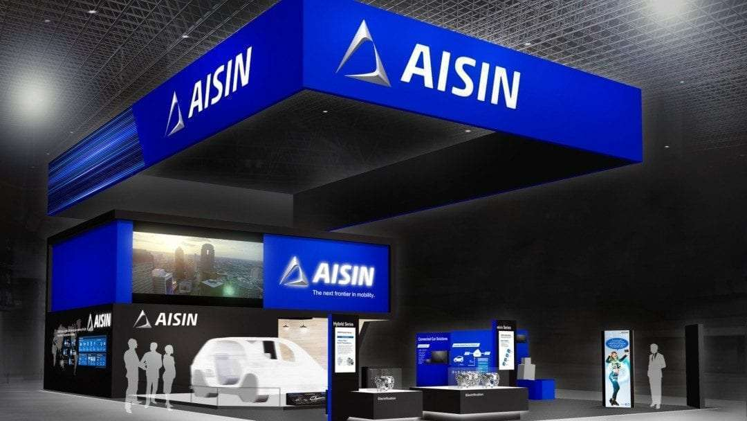 AISIN Group to Unveil i-mobility Type-C Concept Vehicle at CES 2019 NEWS