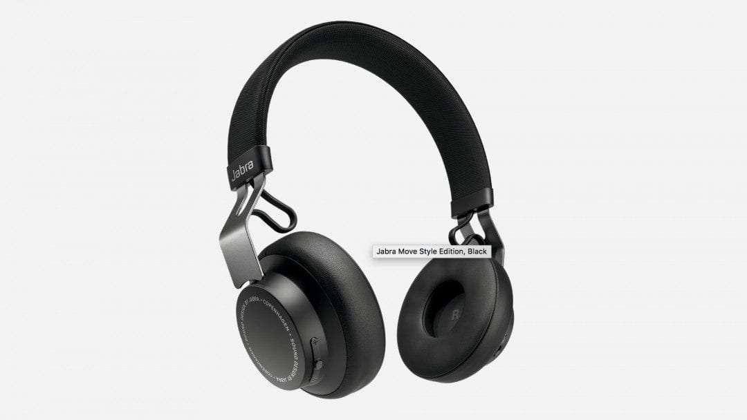 Jabra Move Style Edition Headphones NEWS