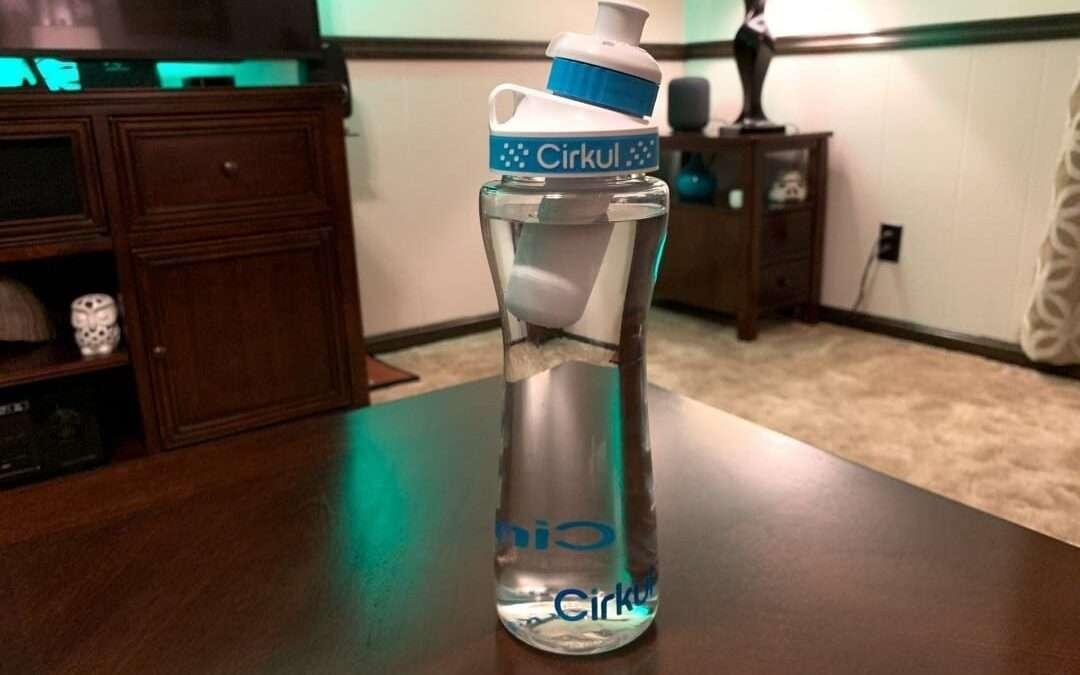 Cirkul Plastic Bottle and Flavor Sip REVIEW