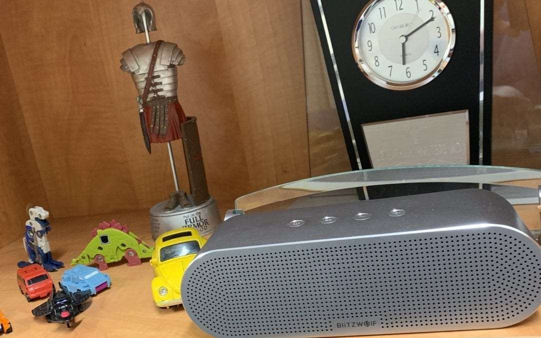BliTZWOlF BW AS1 Speaker REVIEW Heavy Weight Full Sound