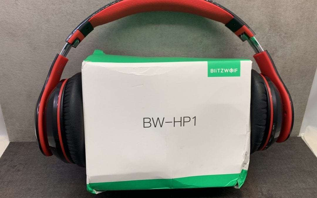BliTZWOlF BW HP1 REVIEW Flexible Foldable Comfortable Over Ear Headphones