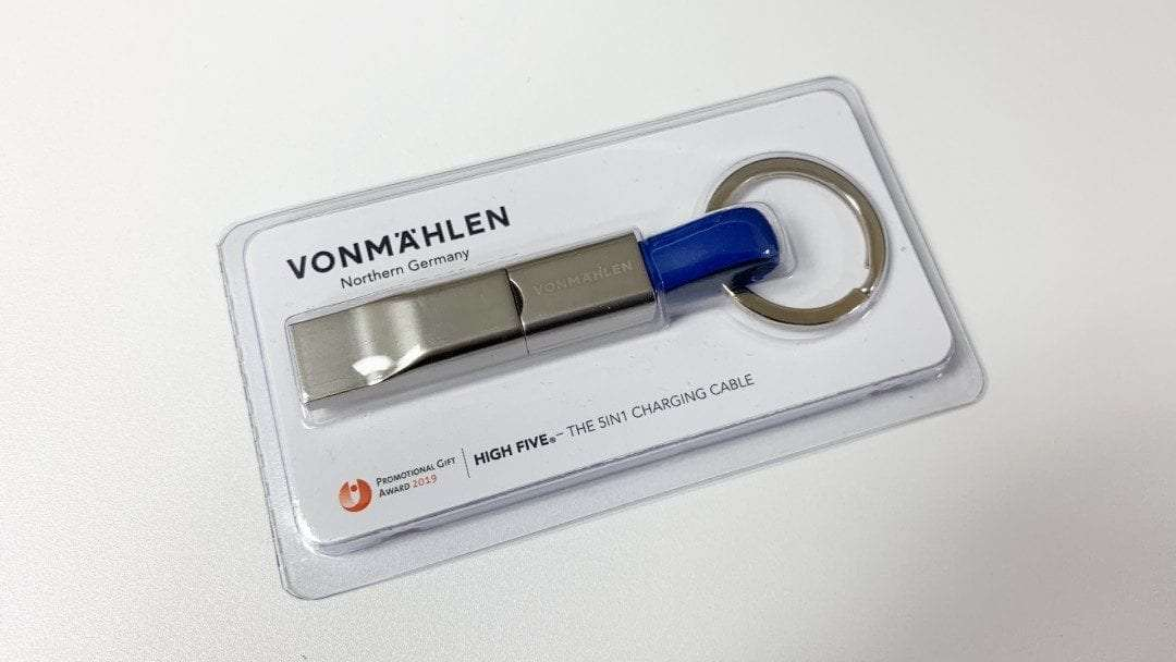 VONMÄHLEN High Five 5-in-1 Charging Cable REVIEW