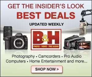 B&H Photo Advertisement